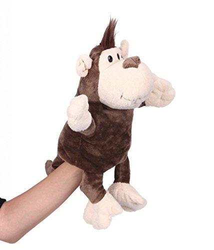 La vogue Marionetas De Mano 3D Diseño De Animal #9