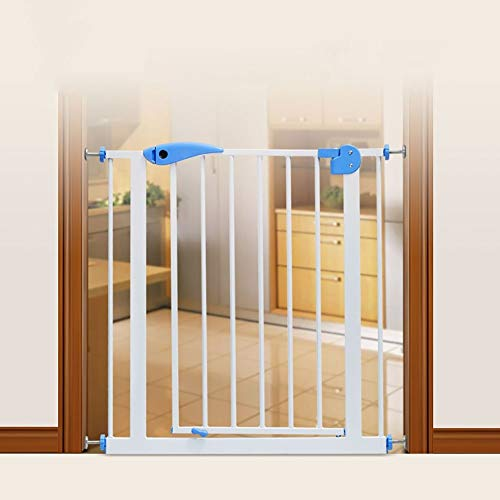 Buy Huo Child Safety Gate Baby Stair Gate Isolation Door Baby Railings Fence (Size : 145-155cm)