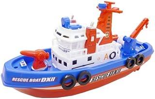パワー レスキューボート DX2 船 お風呂遊び 水鉄砲