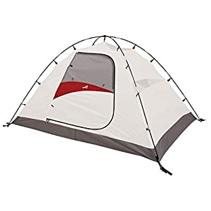ALPS Mountaineering Taurus 2-Person Tent FG, Gray/Red