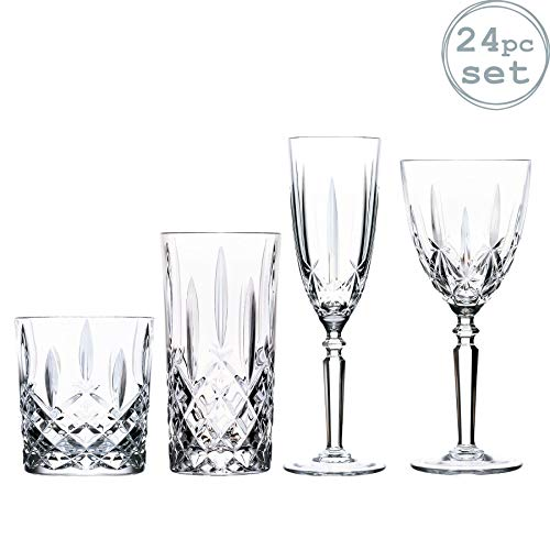 RCR Crystal Orchestra Cut Glass ...