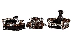 3 piece set dog sofa beds