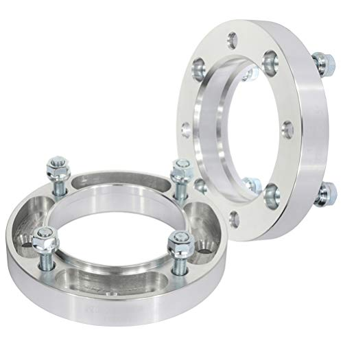 OCPTY 1 inch Wheel Spacers adapters 4 Lug 10x1.25 studs 110mm fit for Can-Am Commander 800 1000 for Can-Am Outlander 400 650 500 800