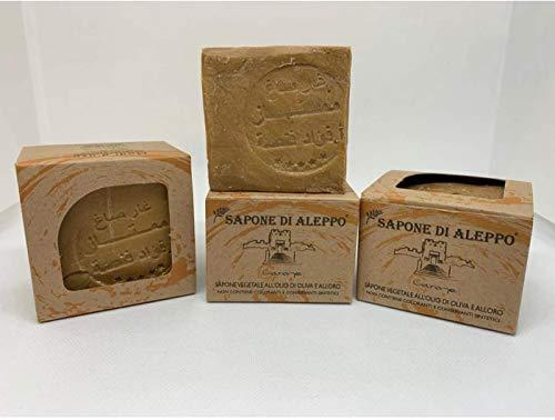 CARONE Jabon de Aleppo 16% Aceite de Laurel - 200 g