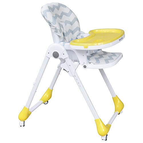S.C Tech Baby Highchairs from 6 Months Foldable Adjustable for Toddler...