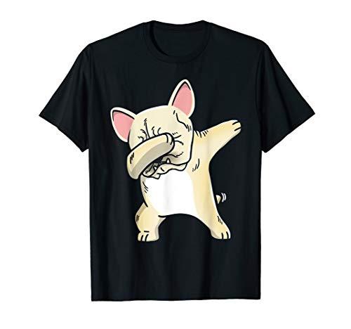 Frenchie Lover Gift Dabbing Frenchie T-Shirt