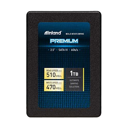 Inland Premium 1TB SSD 3D QLC NAND SATA