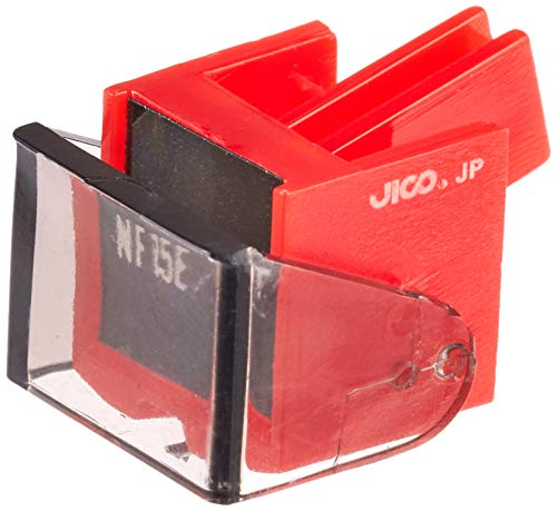 JICO レコード針 Ortofon NF-15E/Ⅱ用交換針 ダエン針 242-NF15E/Ⅱ