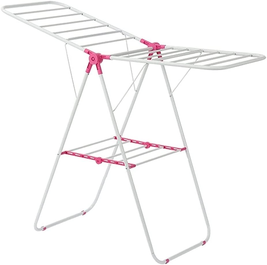 XIAOQIU OFFicial shop Clothes Bombing new work Drying Rack Ra Winged for Laundry