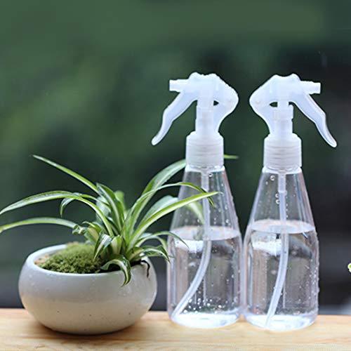 N / A Gartenwerkzeuge Transparente Farbe Kleine Gießkanne Squeeze Sprühflasche Hand Gießkannen Handdruck-Gießkanne, for Gartengeräte