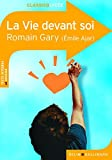 La vie devant soi by Romain Gary(2009-10-20) - Editions Belin - 01/01/2009