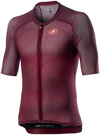 Castelli Climber s 2 0 Full Zip Jersey Men s Sangria M product image