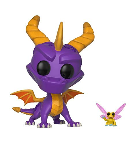 Funko 32763 POP Vinyl: Games: Spyro the Dragon: Spyro and Sparx