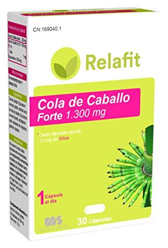 Relafit Cola de Caballo Forte 1.300 mg - 30 Cápsulas