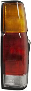 OE Replacement Nissan/Datsun Pickup Passenger Side Taillight Assembly (Partslink Number NI2801103)
