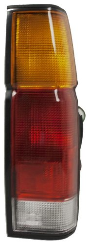 Sherman Replacement Part Compatible with Nissan-Datsun Pickup Passenger Side Taillight Assembly (Partslink Number NI2801103)