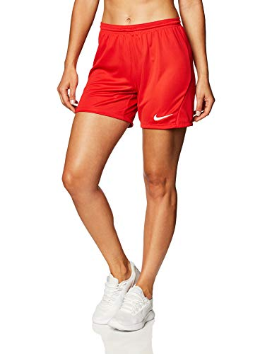 NIKE W Nk Dry Park III Short NB K - Pantalones Cortos de Deporte Mujer