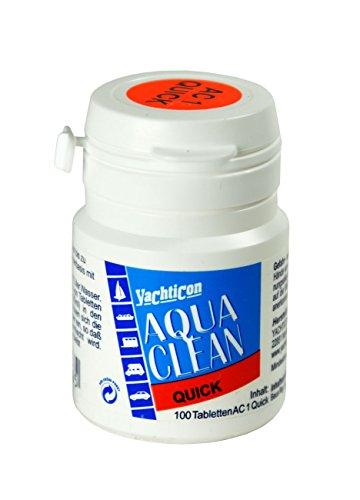 100 comprimidos Aqua Clean AC 1 para la desinfección del agua potable