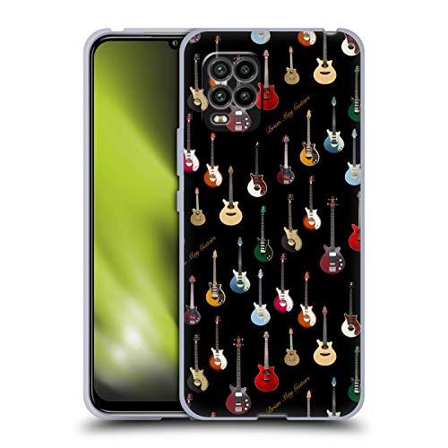 Head Case Designs Oficial Queen Guitarra Brian May Carcasa de Gel de Silicona Compatible con Xiaomi Mi 10 Lite 5G