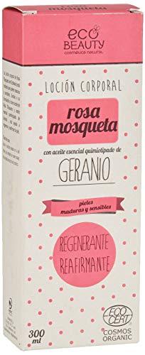 Ecobeauty Locion Rose Mousqueton Ecocert Bio 300 ml Ecobeauty 1 Unité 300 g