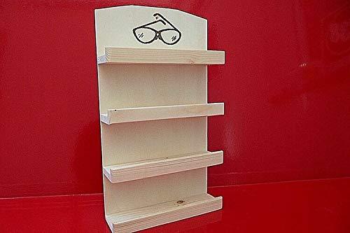Brillenablage Sauna Brillenregal Brillenhalter Saunazubehör Für 4 Brillen,Neu,vlasve