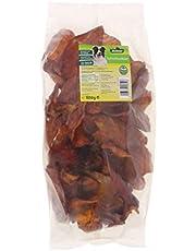Dehner - Aperitivos para Perros, Orejas de Cerdo, 25 Unidades, 1050 g