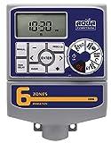 Aqua Control Programador riego, Gris, C1116
