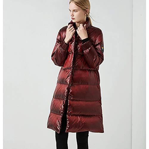 NZHK Winter dames donsjack, parker jas, dikke warme jas, waterdicht, winddicht