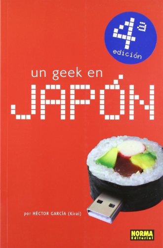 UN GEEK EN JAPÓN (LIBROS TEÓRICOS MANGA)
