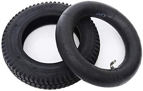 Neumáticos para Patinetes Eléctricos, Neumáticos Interiores Y Exteriores Antideslizantes 3.00-8, Capa Gruesa...