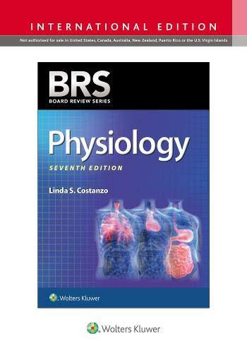 Brs Physiology 7E (INT ED)