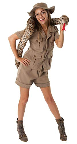 ORION COSTUMES Déguisement Adulte Costume Femme Lady Safari
