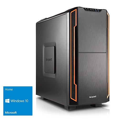 KCS [184377] Silent Gaming-PC Intel i7-6700 (4x3.4GHz)   16GB DDR4-2133   1TB HDD   NVIDIA GeForce GTX 1060 6GB   ASUS   USB3   Sound   LAN   500W   Win10