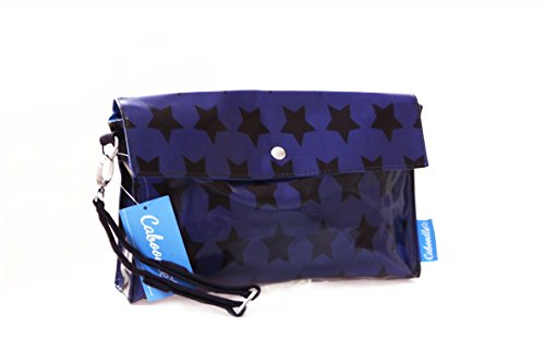 Caboodle Travel Portemonnee Royal Blauw