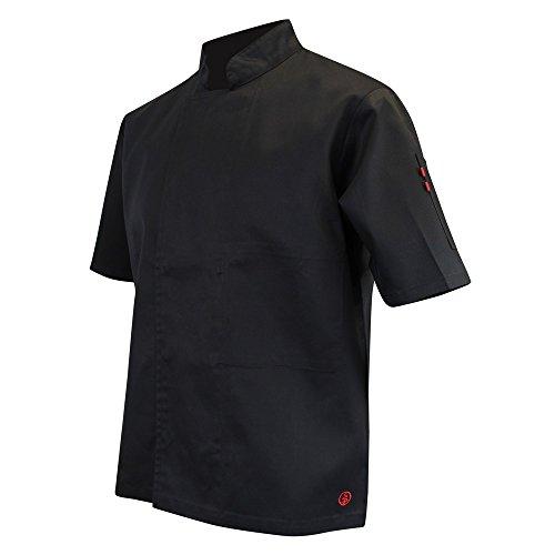 LMA - Giacca da cucina Nero  L
