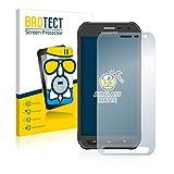 BROTECT Entspiegelungs-Panzerglasfolie kompatibel mit Samsung Galaxy S6 Active SM-G890A - Anti-Reflex Panzerglas Schutz-Folie Matt