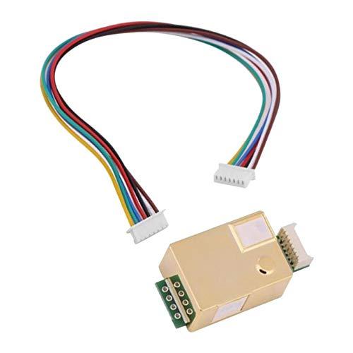 D DOLITY 赤外線CO2センサーモジュール MH-Z19室内空気質モニター 低消費電力