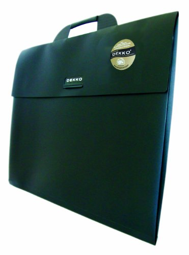 Westfolio A2 Type G Expandable Folio Black
