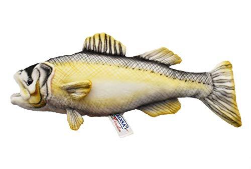 HANSA Sea Bass Fish Plush Toy 14