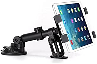 Premium Car Mount Dash Holder Swivel Cradle Dashboard Dock Stand Strong Suction for Amazon Fire HD 10, 8, Kindle DX, Fire, HD 6, 7, 8.9, HDX 7, 8.9