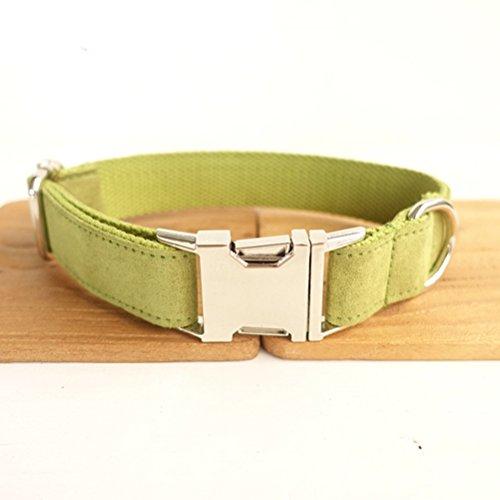 Zhuhaitf Draussen Einstellbar Haustier Hund hundehalsband,Lightweight/Dauerhaft/Gemütlich,Suitable for All Breeds,UDC 023#-030#