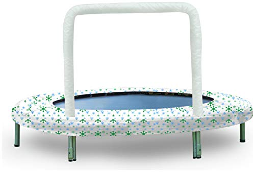 JumpKing Kindertrampolin Mini Bouncer - ø 121 cm