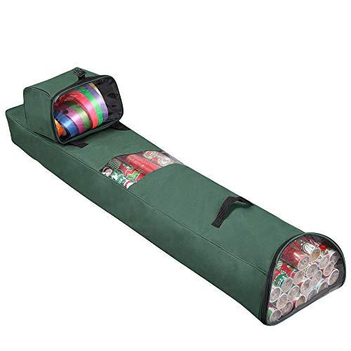 """Primode Long Wrapping Paper Storage Bag Hanging 