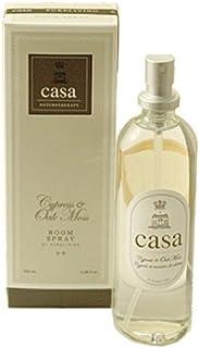 CASA カーサ ルームスプレー ブラウン サイプレス & オークモス Room Spray Cypress & Oak Moss ピュアリビング Pureliving