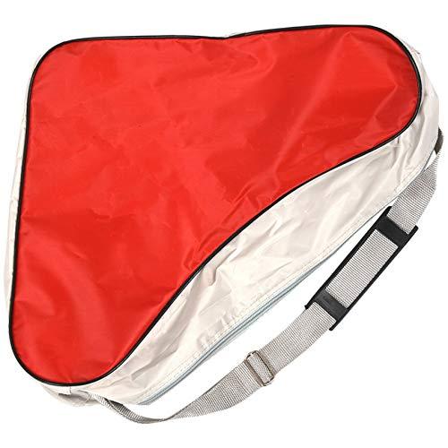YYCFB Borsa per pattini da ghiaccio, borsa per scarpe da pattinaggio, borsa per le mani, borsa per le scarpe, borsa di copertura, portatile, tracolla regolabile per bambini e adulti