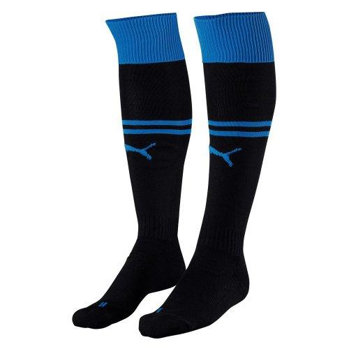 PUMA Stutzenstrumpf Socken 2 // 35-38 schwarz/blau // King
