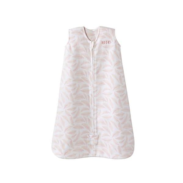 Halo Sleepsack Wearable Blanket Micro Fleece – Pine Leaves Pink, Size XLarge