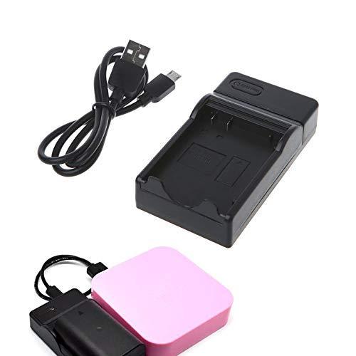 Cargador de batería para Nikon EN-EL14 Coolpix P7000 P7100 D3100 D3200 D5100 D5200