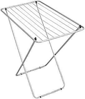 EGE Uno Foldable Rust Free Clothes Dryer Stand (Made in Turkey)