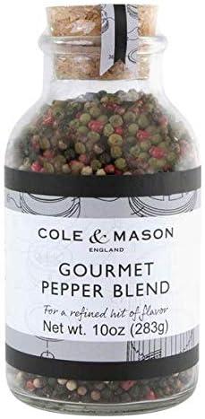 Cole Mason Black Peppercorns Refill 10 oz product image